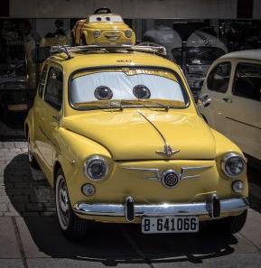 Car rental in Marbella, Spain - sam first site